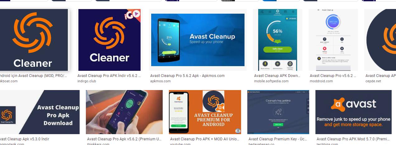 avast cleanup premium apk