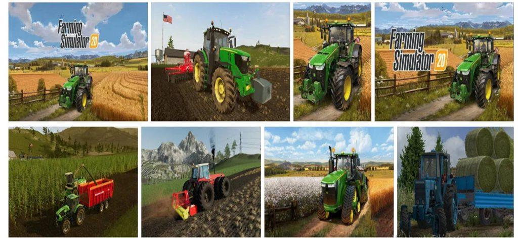 Farming Simulator 20 Mod Para Hileli Apk