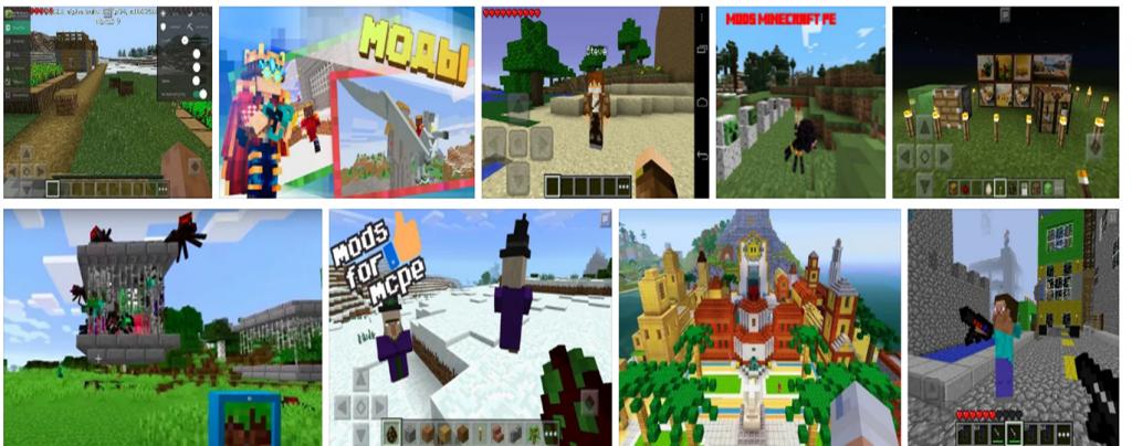 AIO Master Mod For Minecraft PE